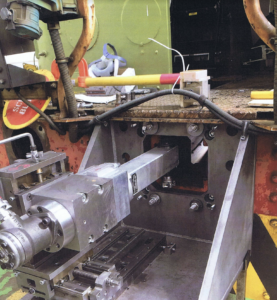 Coupling Slide Box Machining