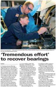 bearings repair